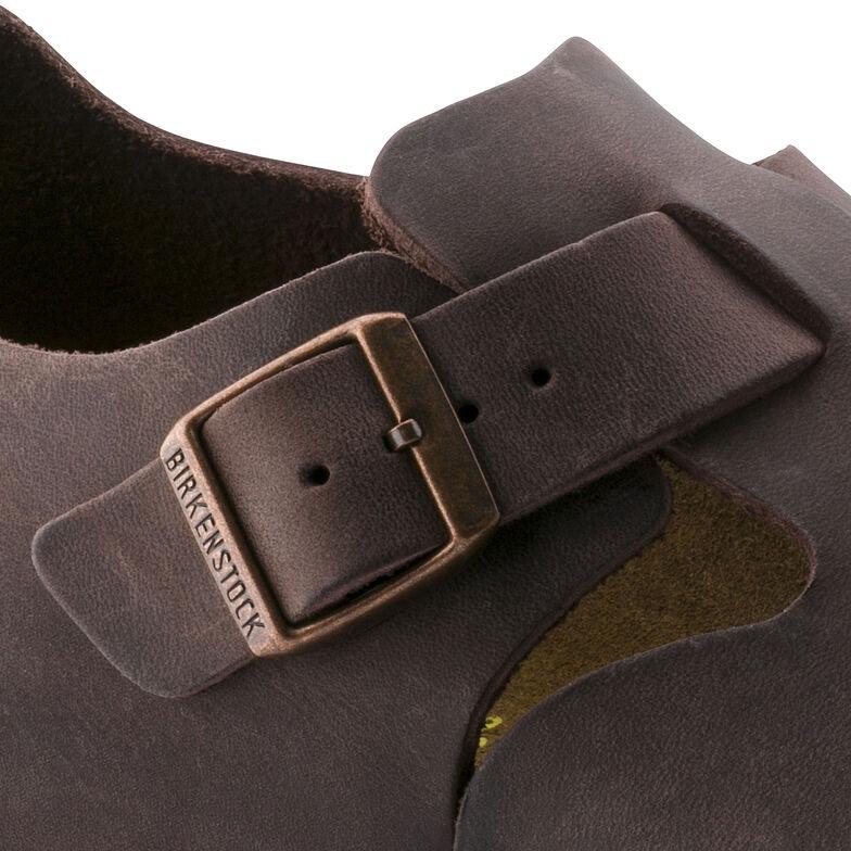 London Oiled Leather Habana
