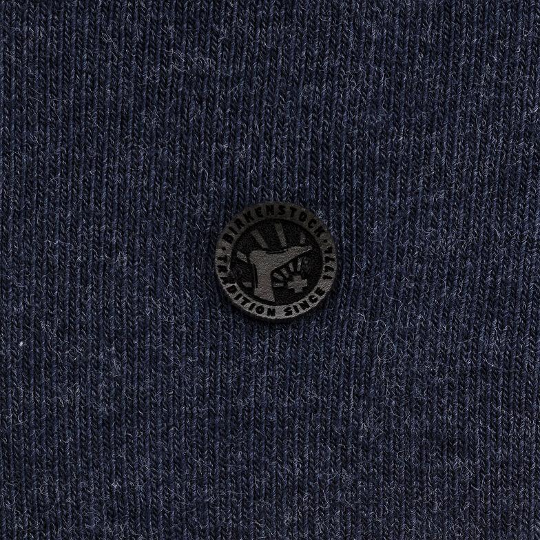 Cotton Sole Women Jeans Melange