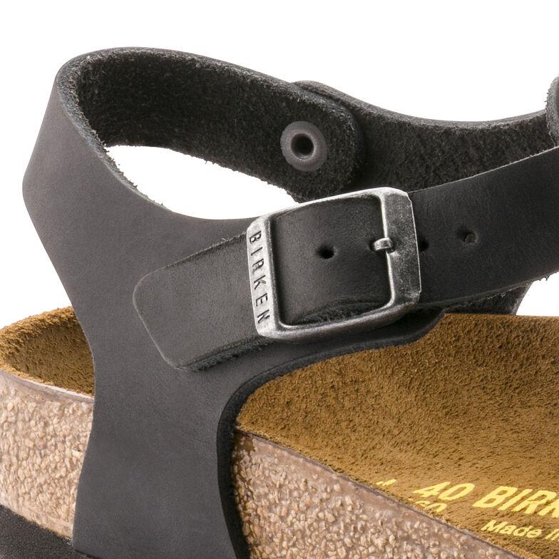 Kairo Oiled Leather Black
