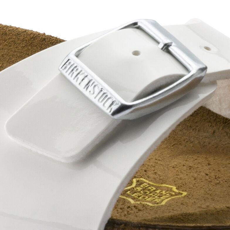 Madrid Birko-Flor Patent White