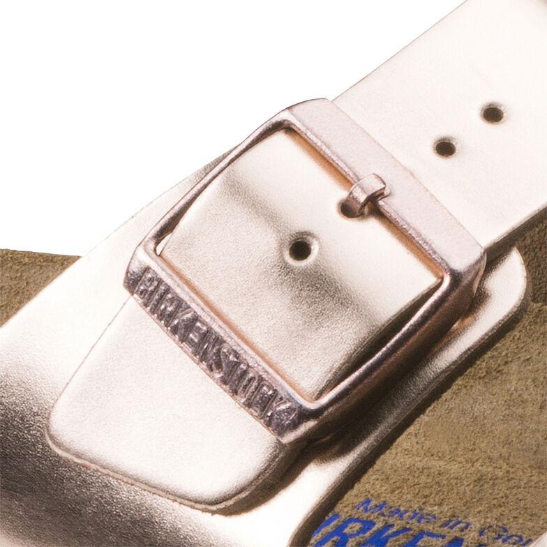 Arizona Natural Leather Metallic Copper