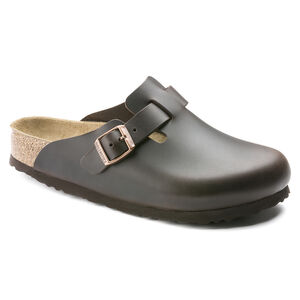 Boston Oiled Leather Soft Footbed