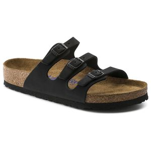 Florida Nubuck Leather Soft Footbed