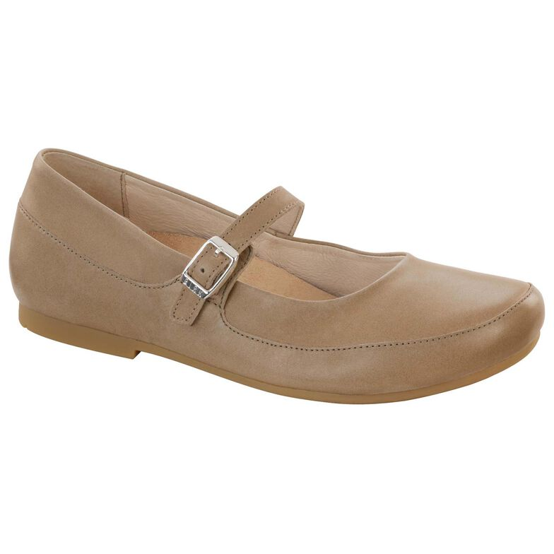 Lismore Natural Leather Nude