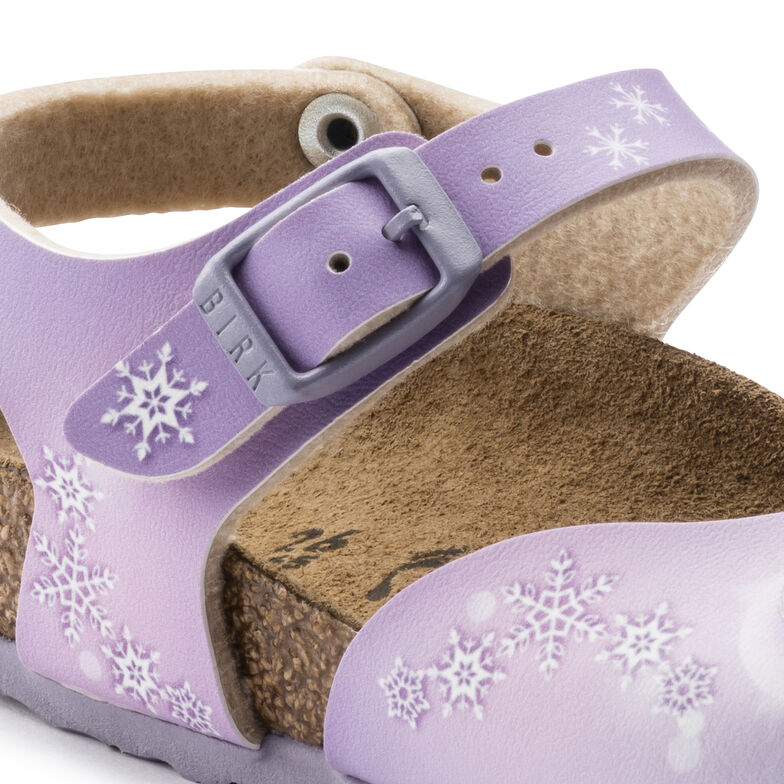 Anguilla Birko-Flor Frozen Winter Dream Lilac