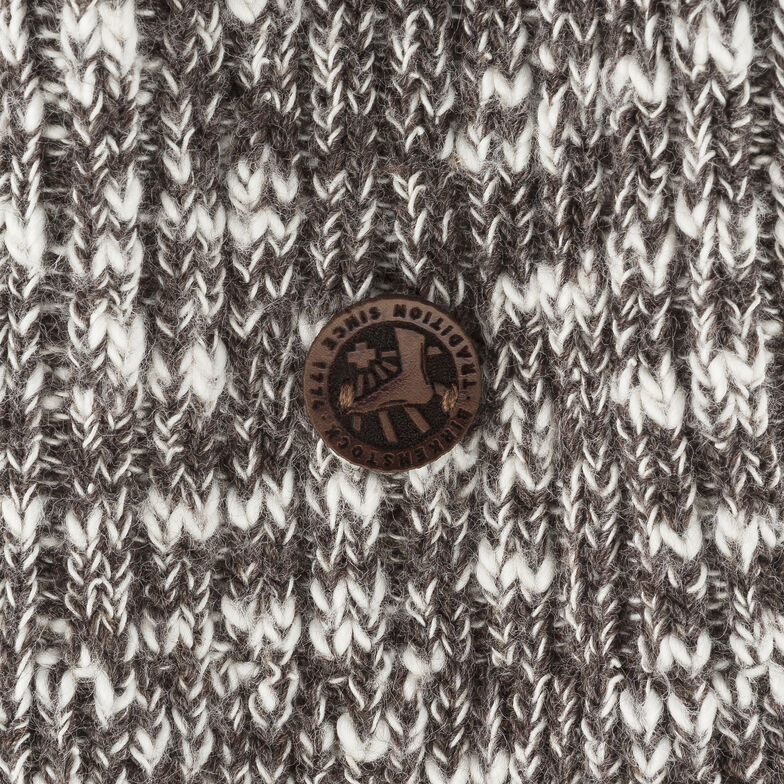 Slub Cotton/Polyamid/Elastane Brown