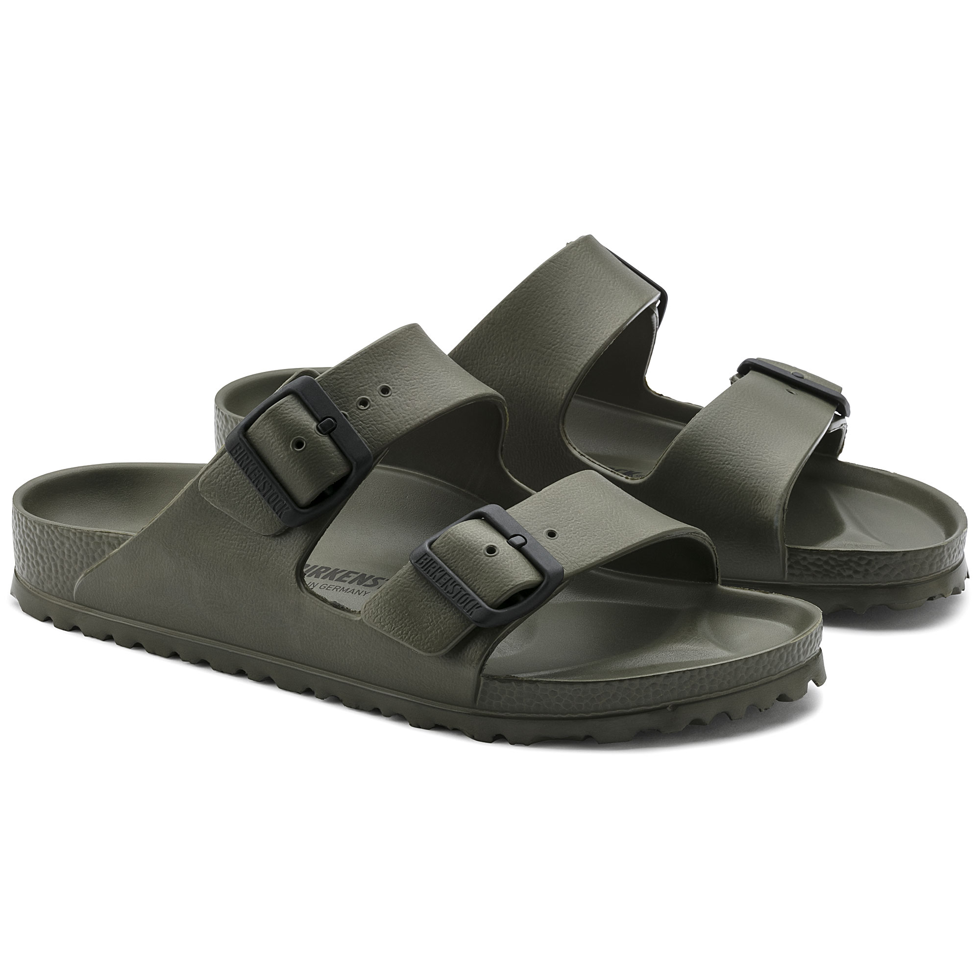Slipper BIRKENSTOCK Arizona EVA 0129491 Khaki