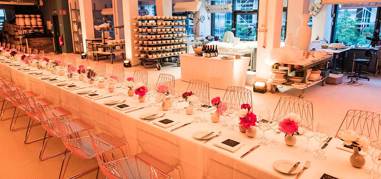 KPM event table