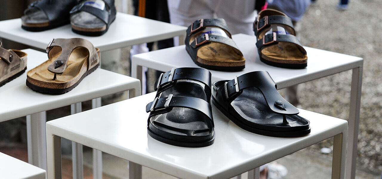 Spring Summer 19 Launch Event footwear styles