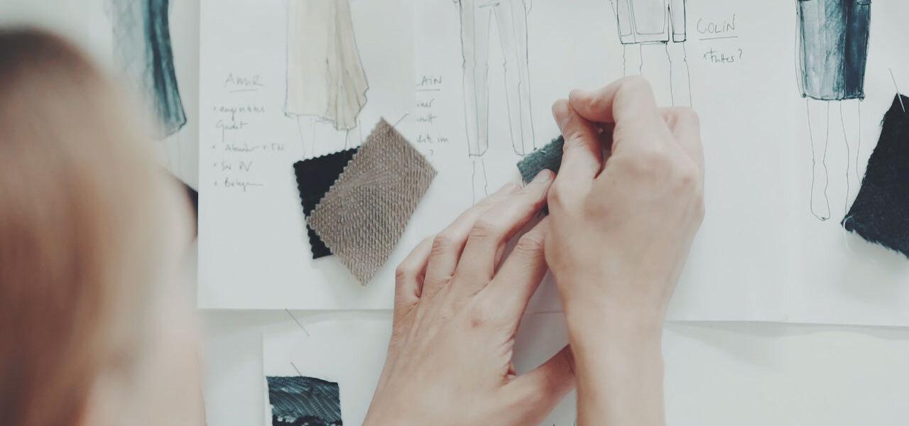Hanna Wolf fashion designs