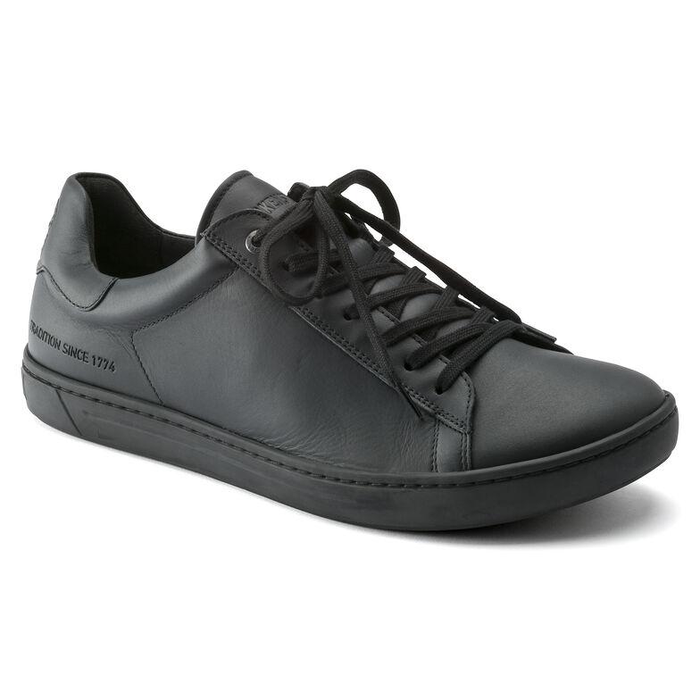 Levin Natural Leather Black