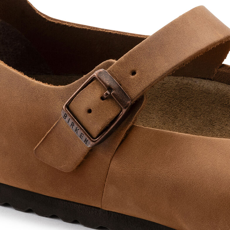 Mantova Natural Leather Antique Brown