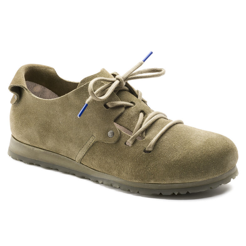 Montana Suede Leather Khaki