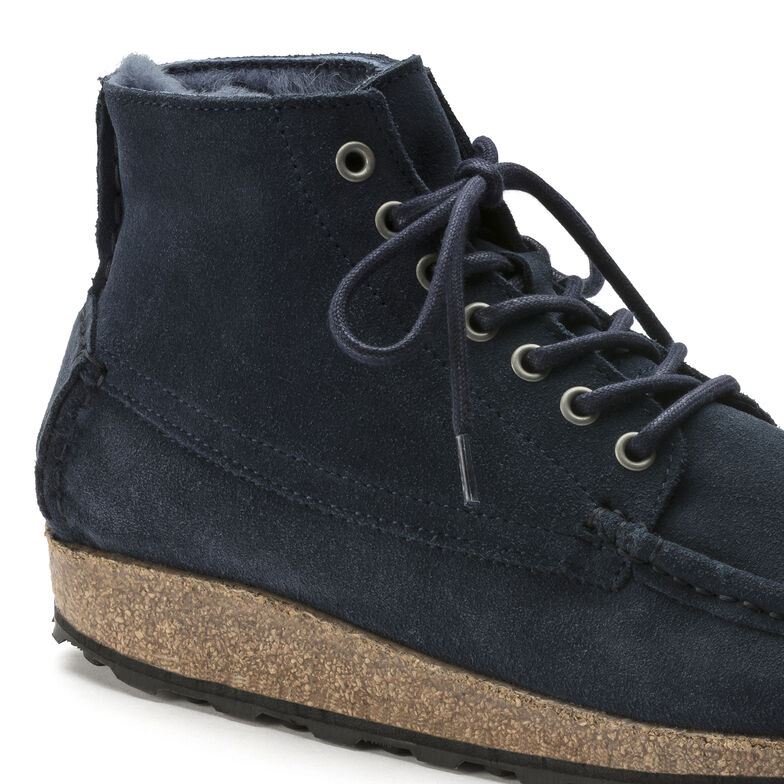 Marton Suede Leather