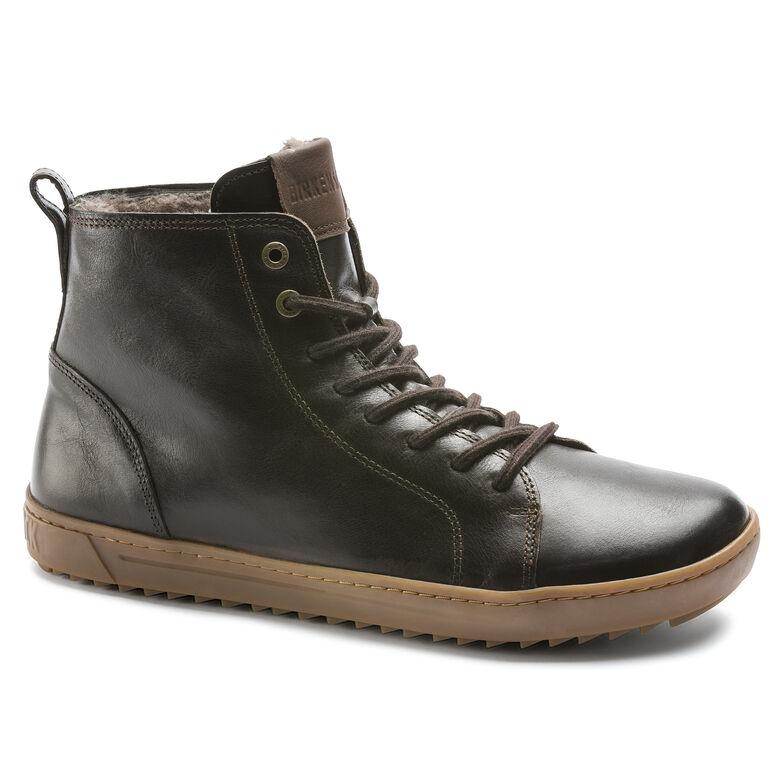 Bartlett Natural Leather Mocca