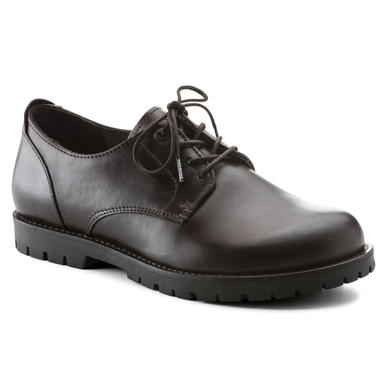 2211e62c55 Gilford Natural Leather Dark Brown