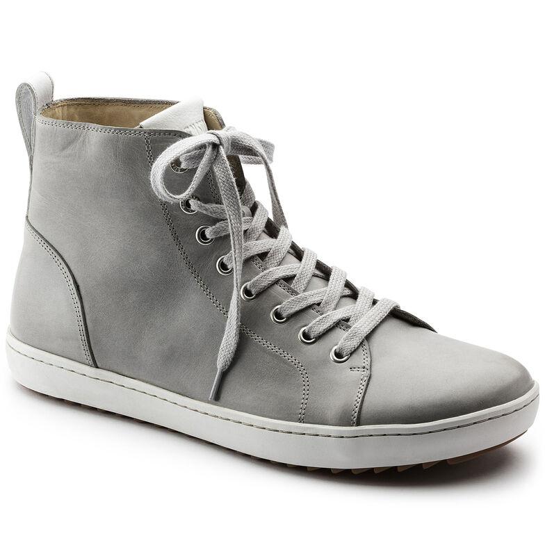 Bartlett Natural Leather Grey