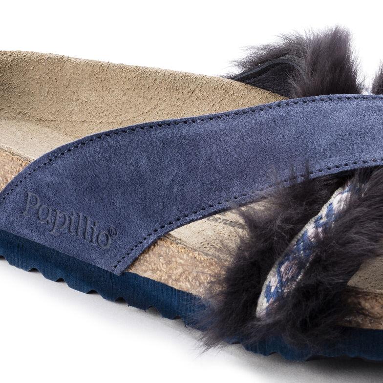 Daytona Suede Leather/Fur