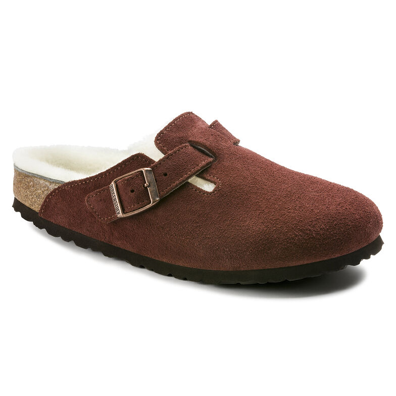 Boston Suede Leather Port