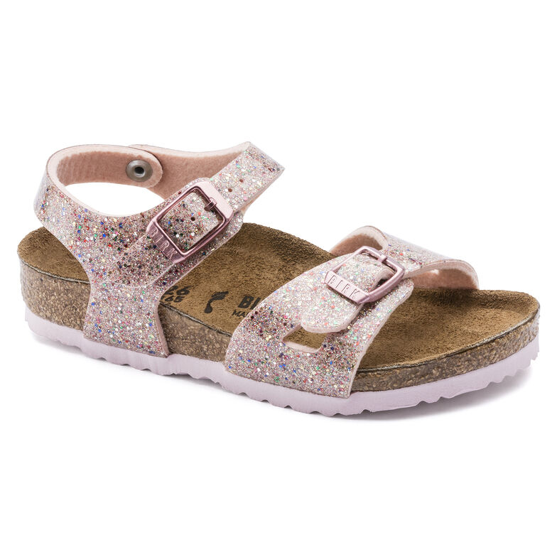 Rio Kids Birko-Flor Cosmic Sparkle Rose Multi