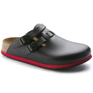 Kay Natural Leather Soft Footbed