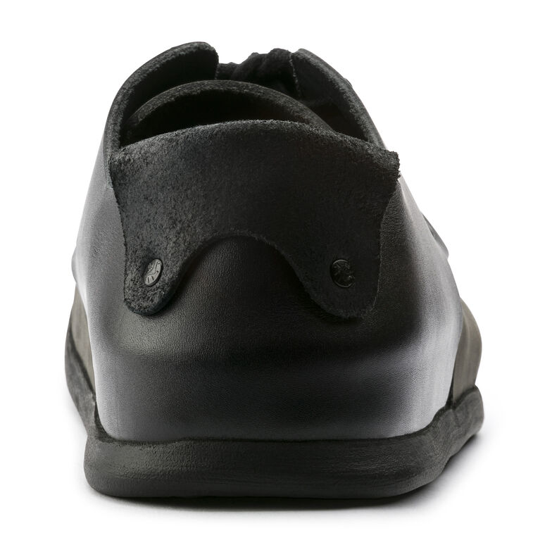 Montana Natural Leather/Nubuck Black Basalt