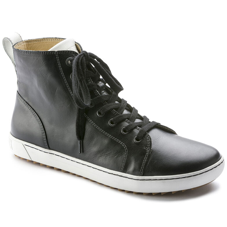 Bartlett Natural Leather Black