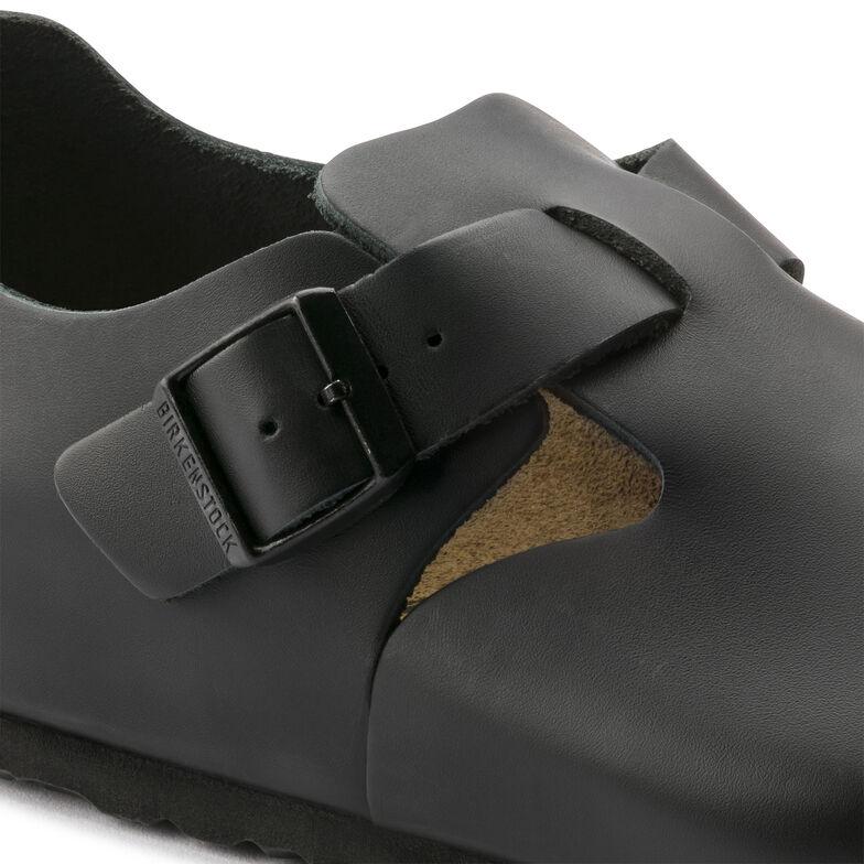 London Natural Leather Schwarz