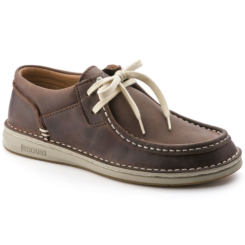 Pasadena Natural Leather Middle Brown