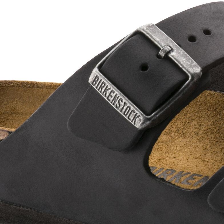 Arizona Oiled Leather Black