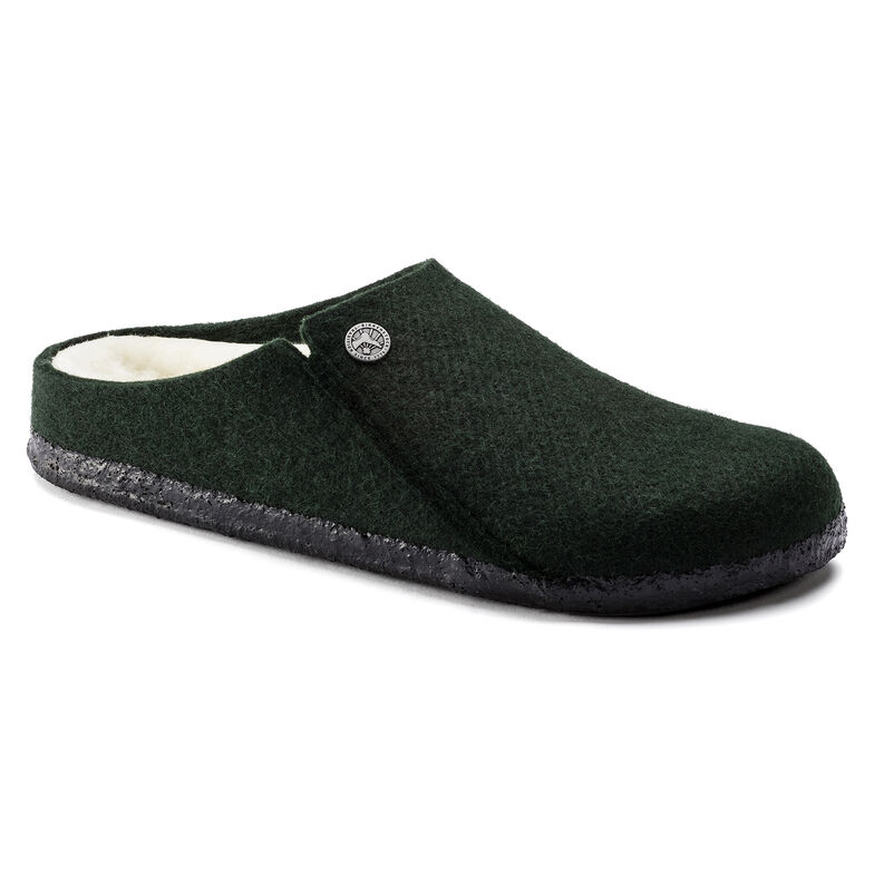 Zermatt Wool Felt Forest Green