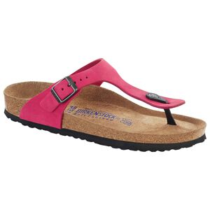 Gizeh Nubuck Leather Soft Footbed
