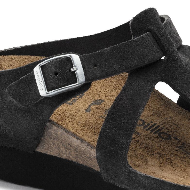 Luna Suede Leather
