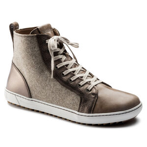 Bartlett Natural Leather/Birko-Felt