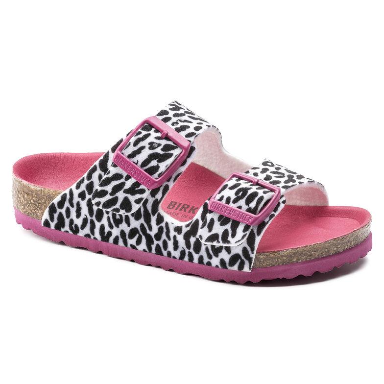 Arizona Kids Textile Leo Lilly Black-Pink