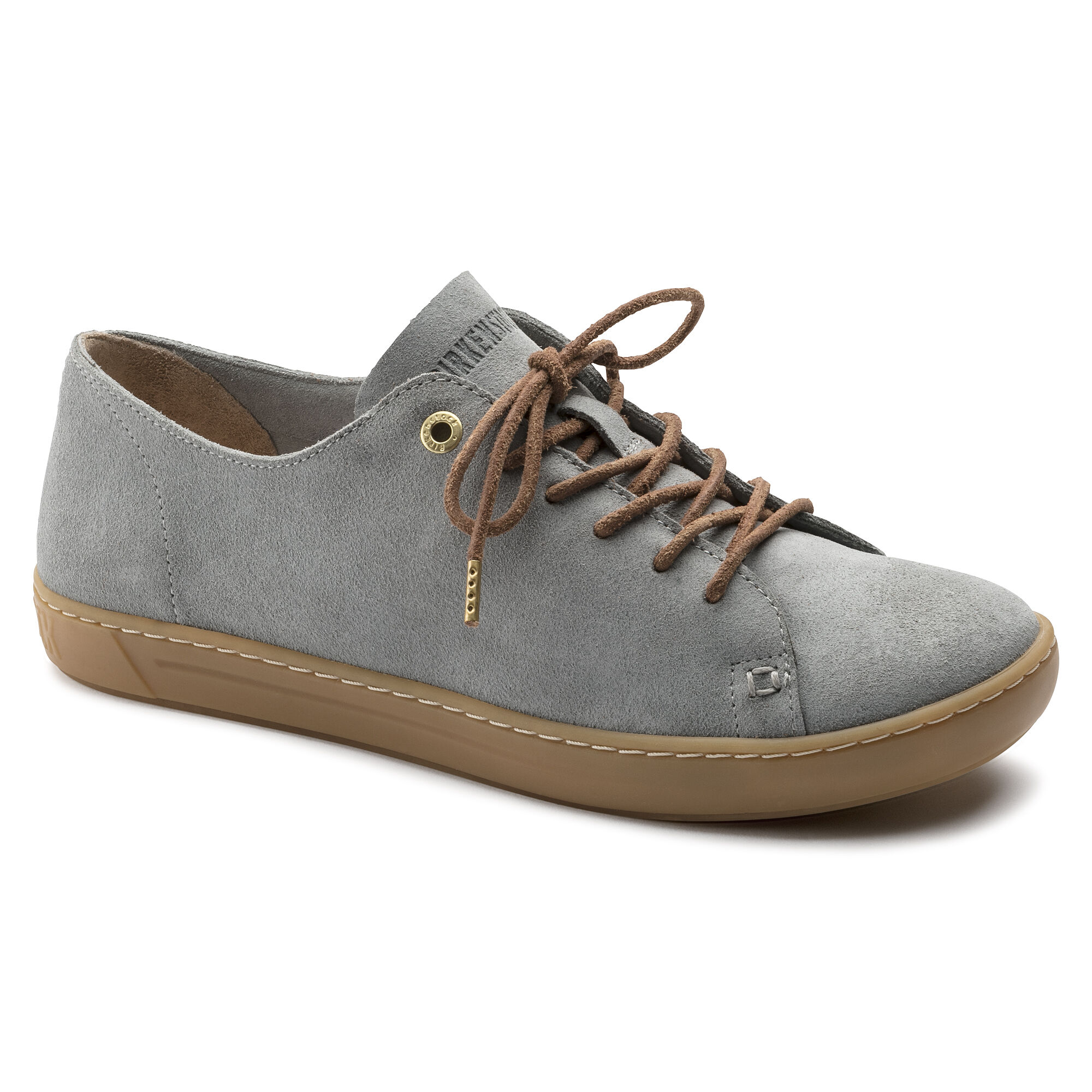Arran Suede Leather Sky