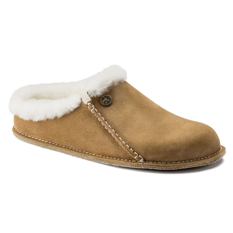 Zermatt Premium  Suede Leather Mink