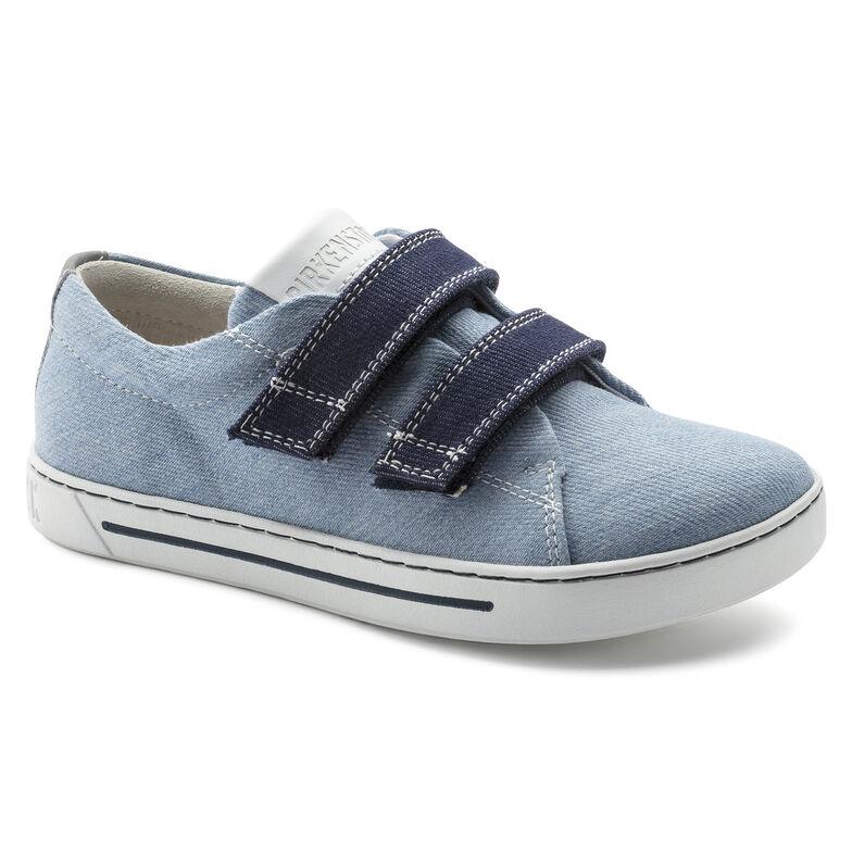 Arran Textile Grey-blue/Indigo