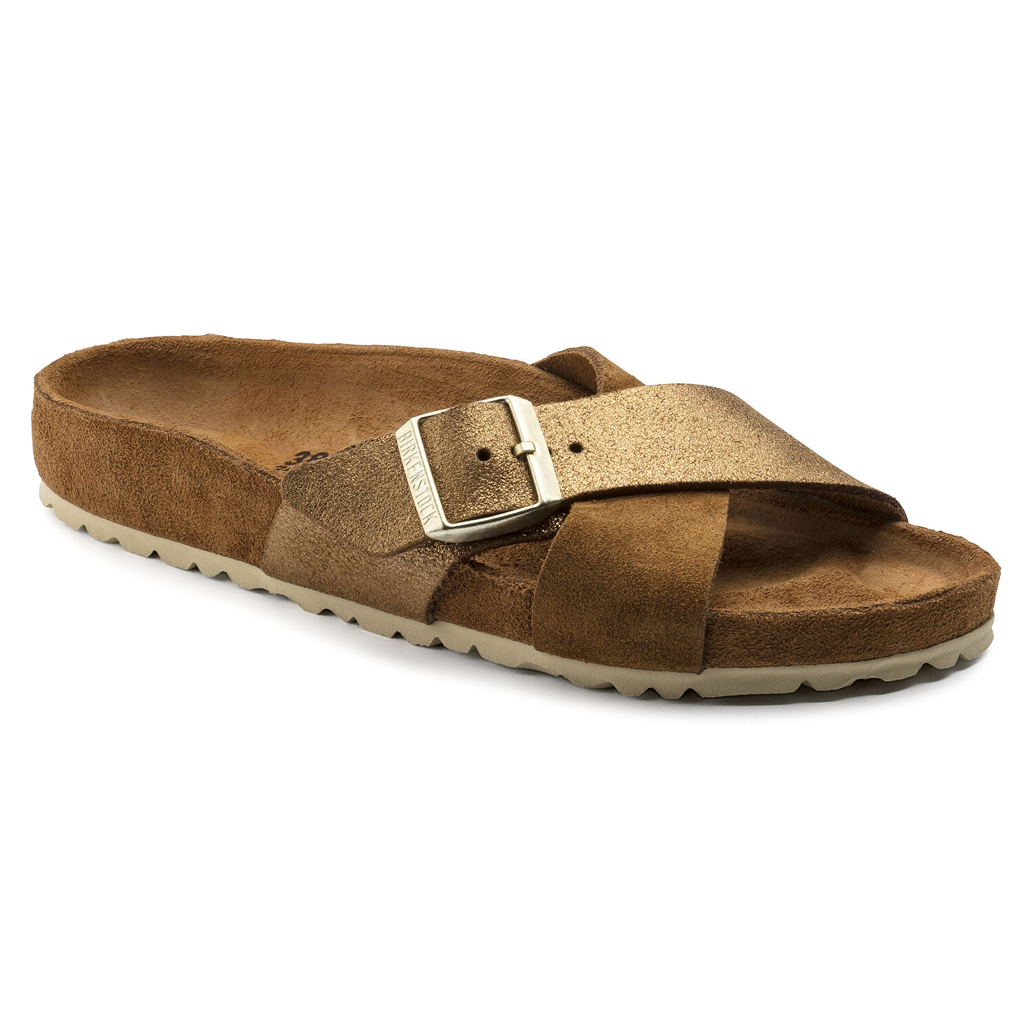 d2d9fe946f0 Siena Suede Leather Allover Mink