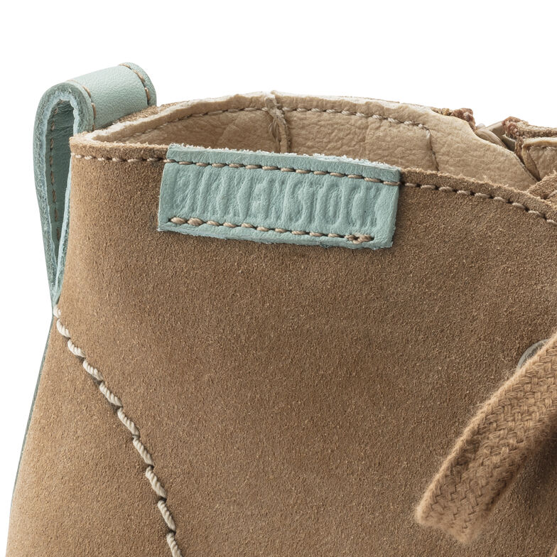 Mylo Suede Leather Sand