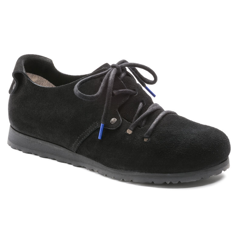 Montana Suede Leather Black