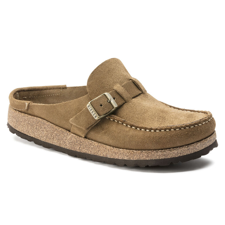 Buckley Suede Leather Tea