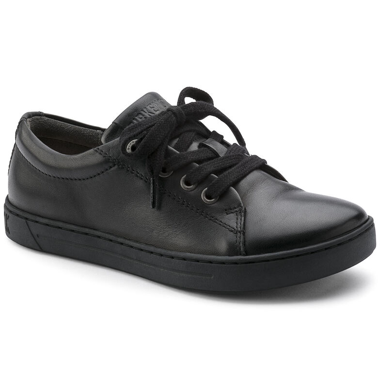 Arran Natural Leather Black