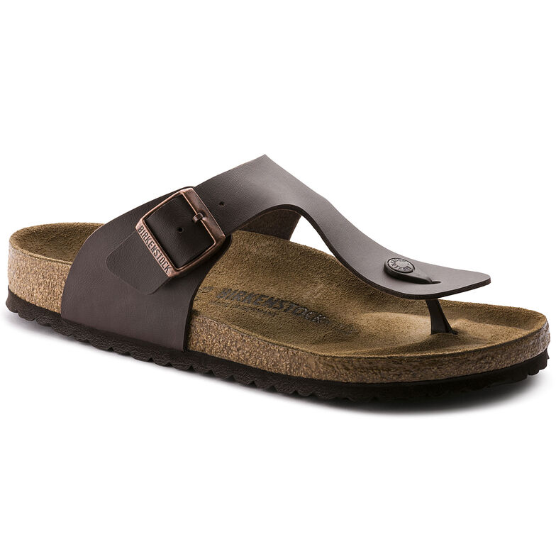 Ramses Birko-Flor Dark Brown