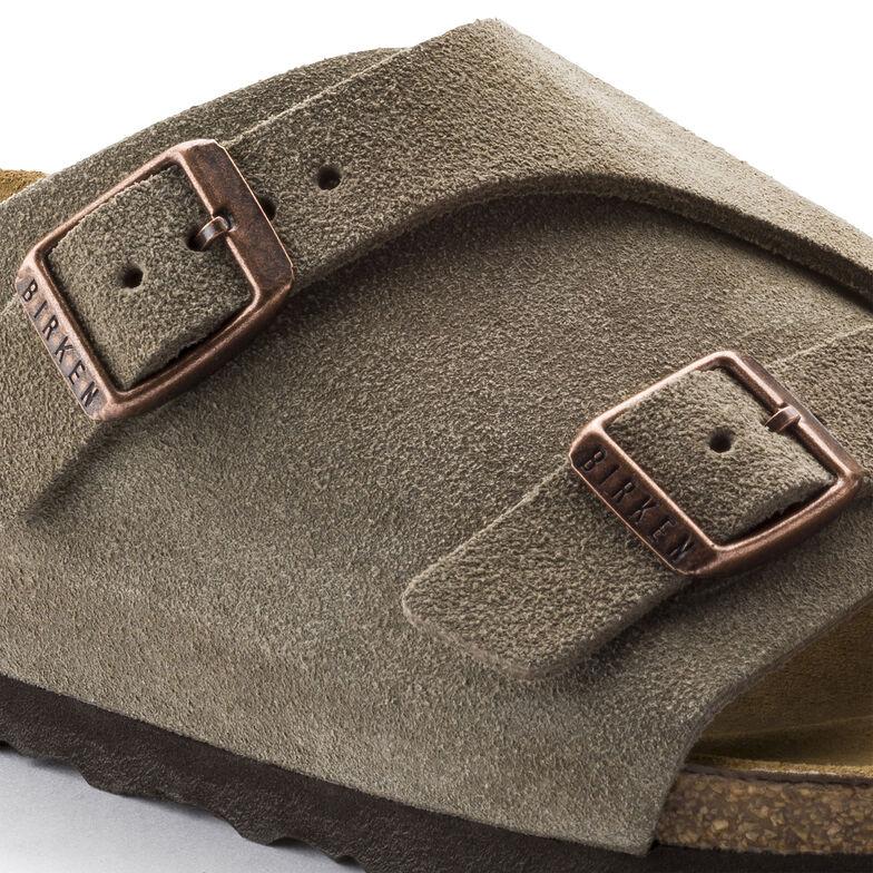 Zürich Suede Leather