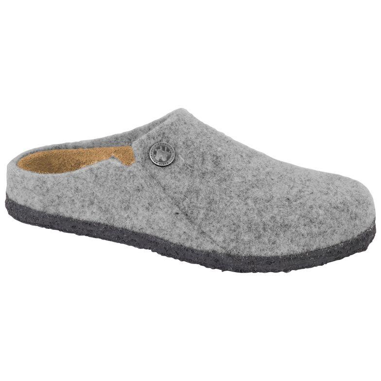 Zermatt Wool Felt Light Grey