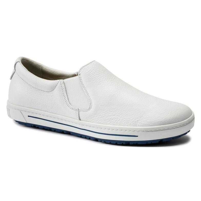 QO Natural Leather White