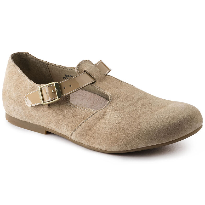Tickel Natural Leather Sand