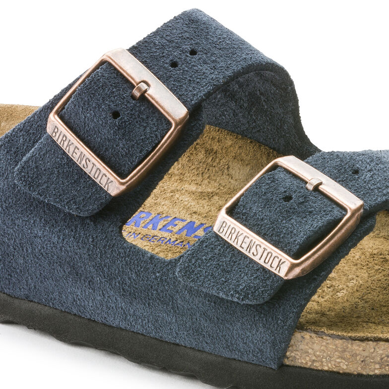 Arizona Suede Leather Navy