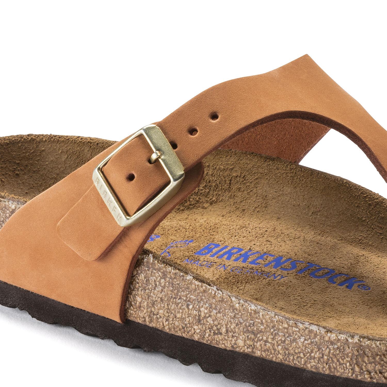 Gizeh Nubuck Leather